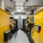 Generator installed for Verizon