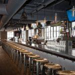 Bar Deco bar and seating