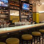 Boss Shepherd bar and seating