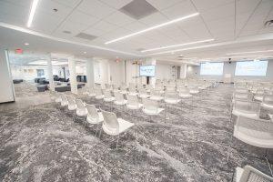 US Geospatial Intelligence Foundation conference area