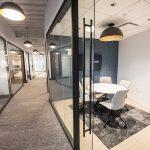 Health Management Associates small meeting area