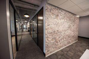 Health Management Associates hallway