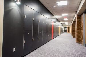 UMD Stamp Student Union storage lockers