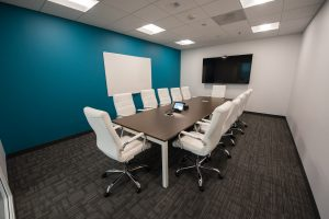 Redfin conference room