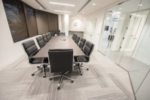 Scheer Partners conference room