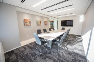 MV Financial conference room