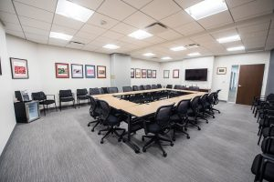 American Society for Nutrition conference room