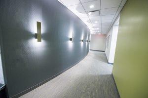 American Society for Nutrition hallway