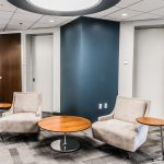 Nathan Associates waiting area