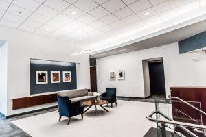 Nathan Associates upper level