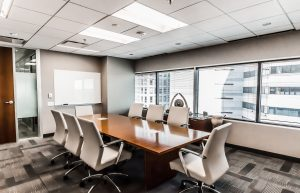Nathan Associates conference room