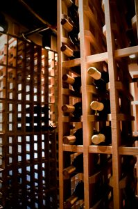 CXIII Rex Members Club wine storage